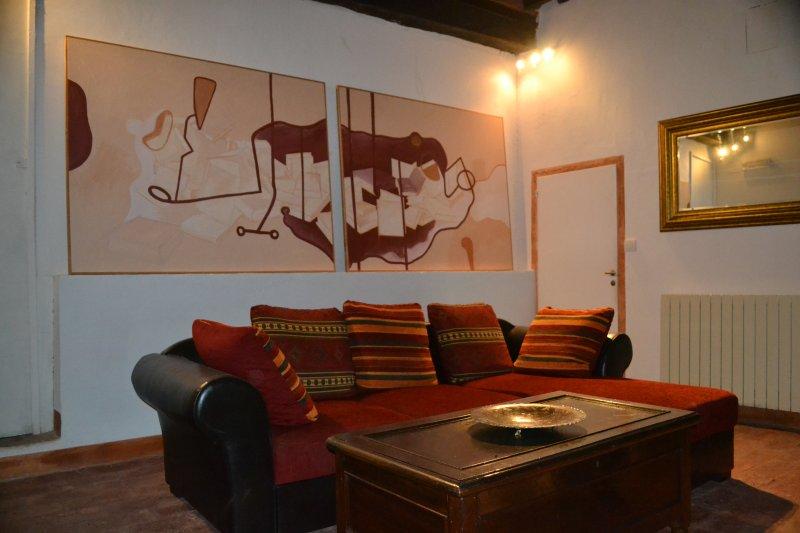Nel mondo della storia con gli Etruschi, holiday rental in Murlo