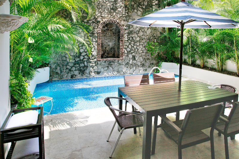 Luxury Villa in the old town, vacation rental in Cartagena