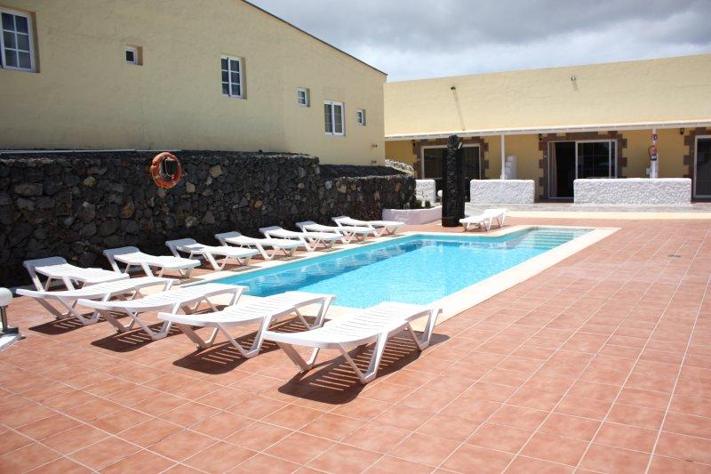 Club JM Lanzarote - Apartamento 5, location de vacances à Hembert