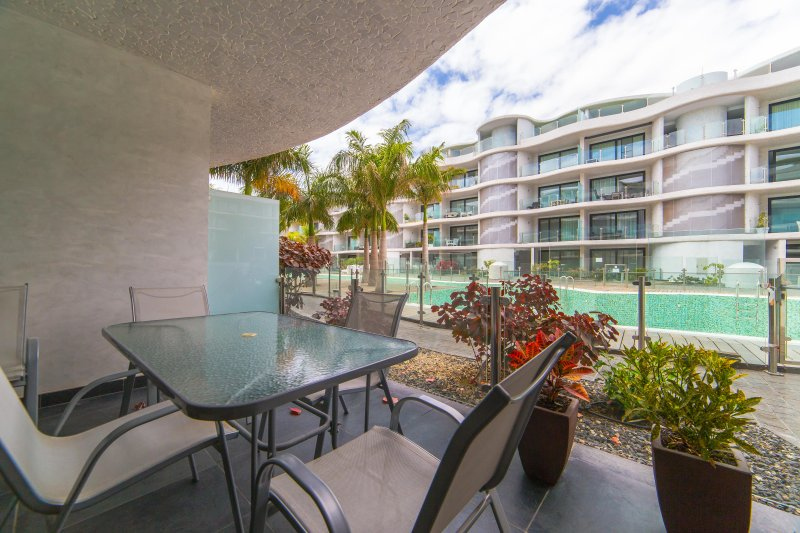 Luxueux appartement à Palm mar, aluguéis de temporada em Santa Cruz de Tenerife