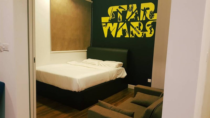 Afiniti Legoland Themed Suites (HOLI) Studio 2103, holiday rental in Gelang Patah
