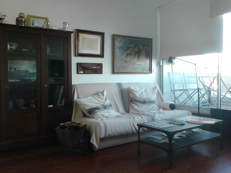 Studio avec vue sur bassin d'Arcachon, vacation rental in Arcachon
