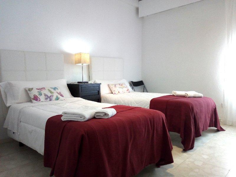 AMPLIO, LUMINOSO Y A 5 MIN. DE LA MEZQUITA, vacation rental in Cordoba