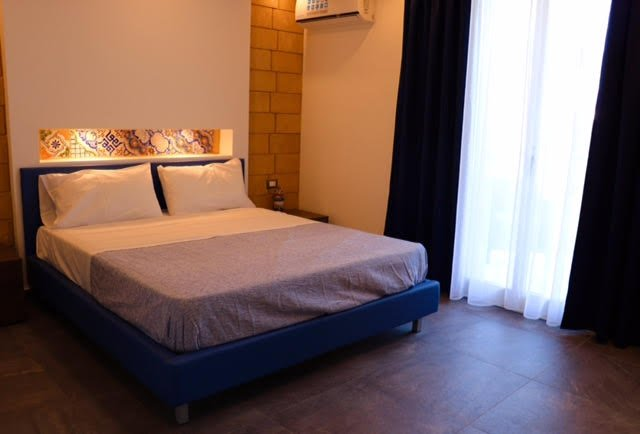 Bed and Breakfast Mongibello Coral Room, holiday rental in Mondello