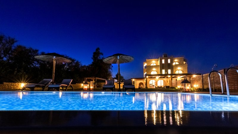 Kiotari Beachfront Luxury Villa, Rhodes, Greece