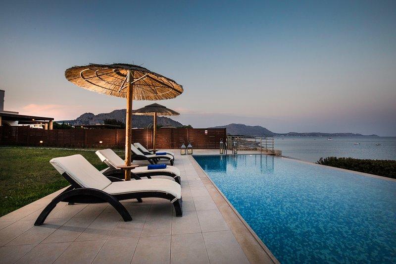 Rhodes Beach Villa