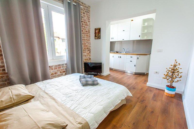 The 'Bricks 1' - Choose Balkans, holiday rental in Tirana