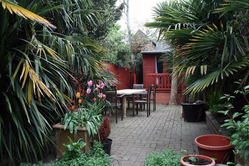 The Palms, holiday rental in Cotford St Luke