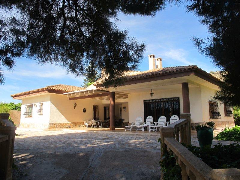 Magnífica villa en Novelda, Alicante -  VT-461834-A, holiday rental in La Murada