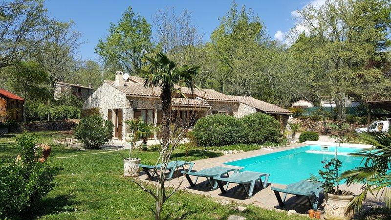 Villa L'Eden vert, Ferienwohnung in Fayence
