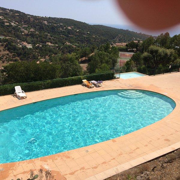 Oceanview Golfo di Saint Tropez, 4 persone