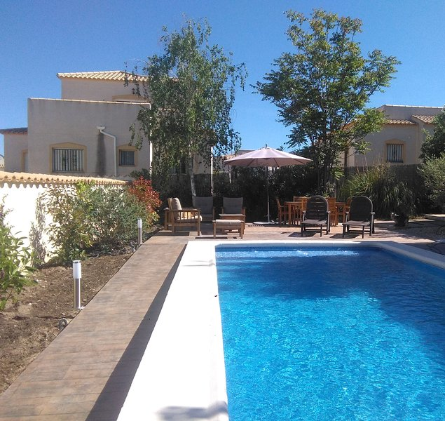 Villa MaruSol, holiday rental in Bocairente