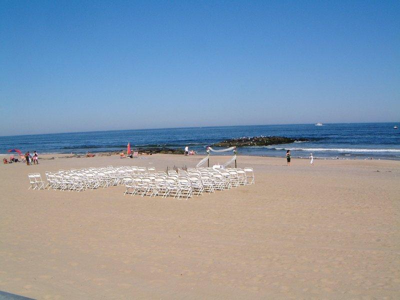 Nuestra hermosa playa de arena