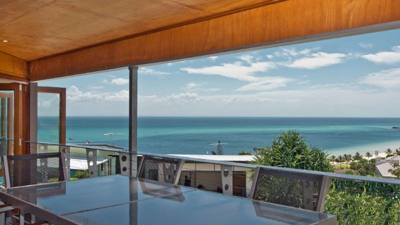 Mid Level - BBQ Deck, with views!