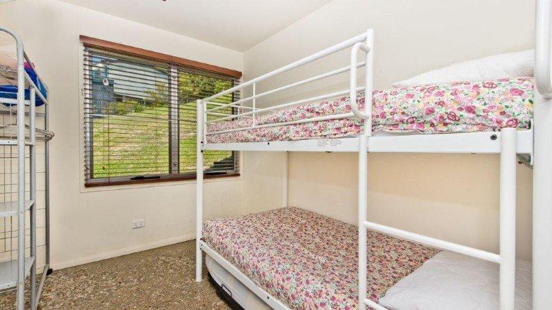 Lower Level - Bedroom 5- Bunk + Trundle