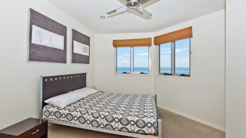 Upper Level - Queen Bedroom 3 with Ocean Views!