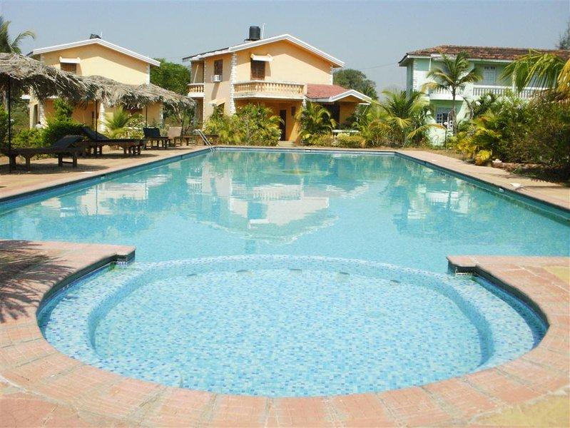 3 Bhk Villa , Varca  ,Goa,india  5 Min walking distance from the beach, holiday rental in Varca