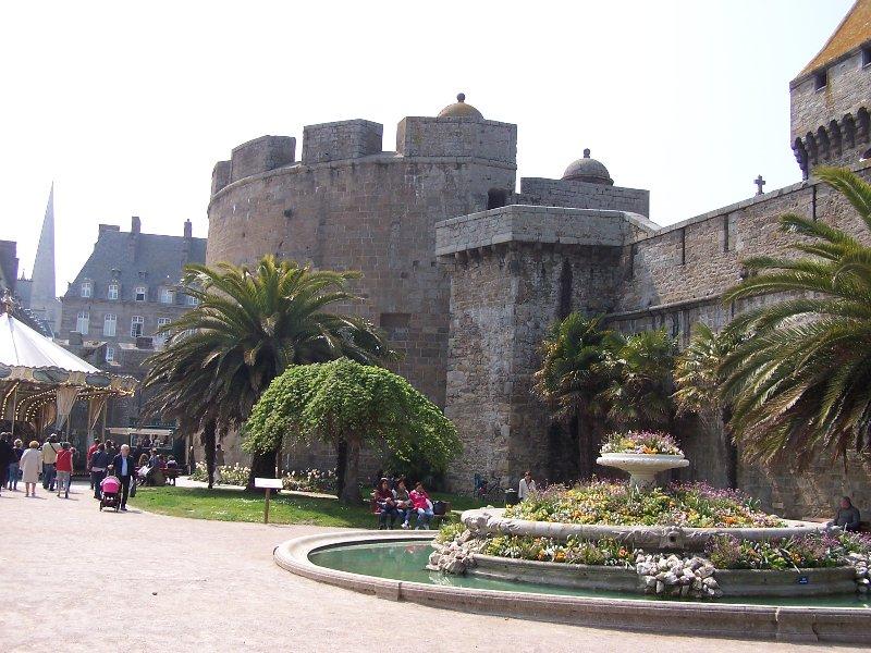 Castelo Intramural Saint-Malo, 30 minutos de casa