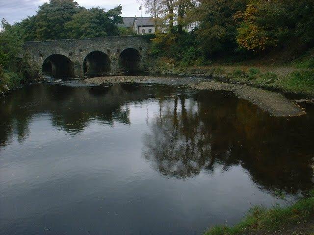 Faughan Bridge- 5 minutes à pied