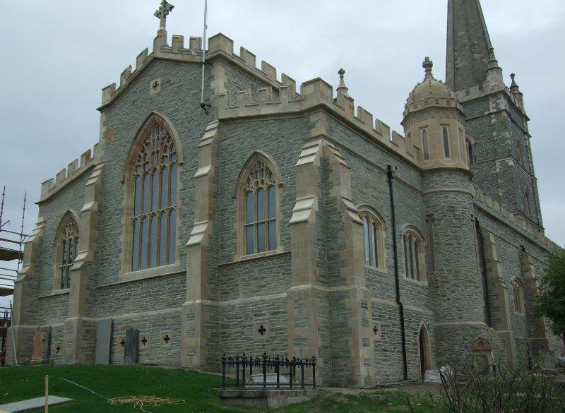 Cathédrale St Columb