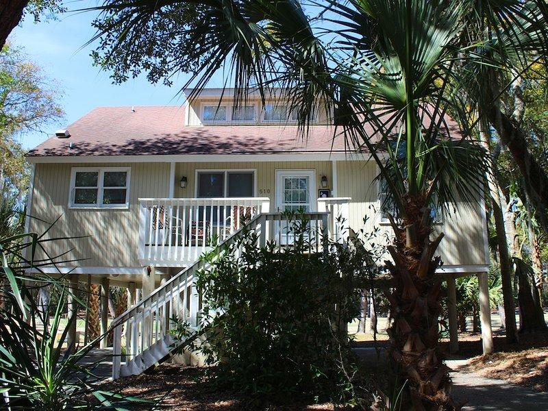 510 Tarpon Pond - 4 chambres, 8 couchages, superbes vues sur le parcours de golf!