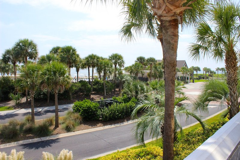 The Pelican's Nest, arcade, pools, clubhouse, and golf are just steps away.