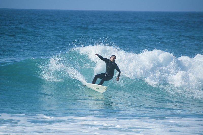 Pourquoi ne pas essayer le surf