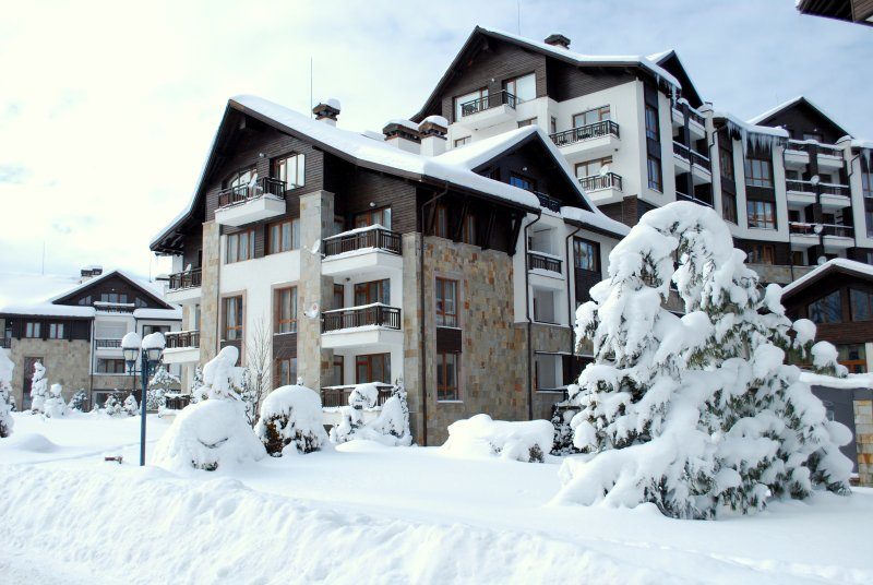 Cosy studio in Semiramida great for ski vacation, vacation rental in Borovets