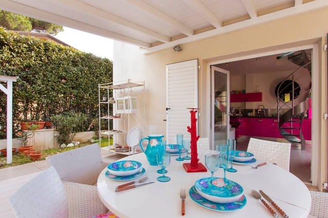 Villino Emma, holiday rental in Poveromo