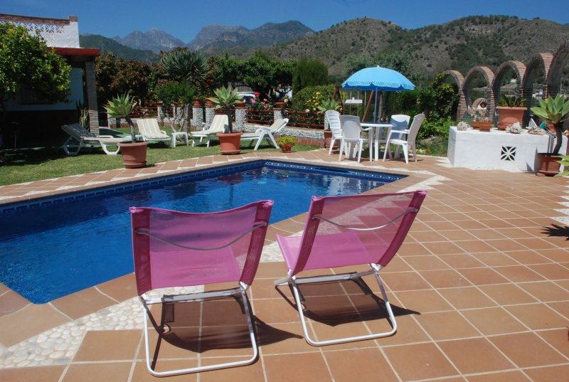 Cortijo Media Legua, vacation rental in Frigiliana