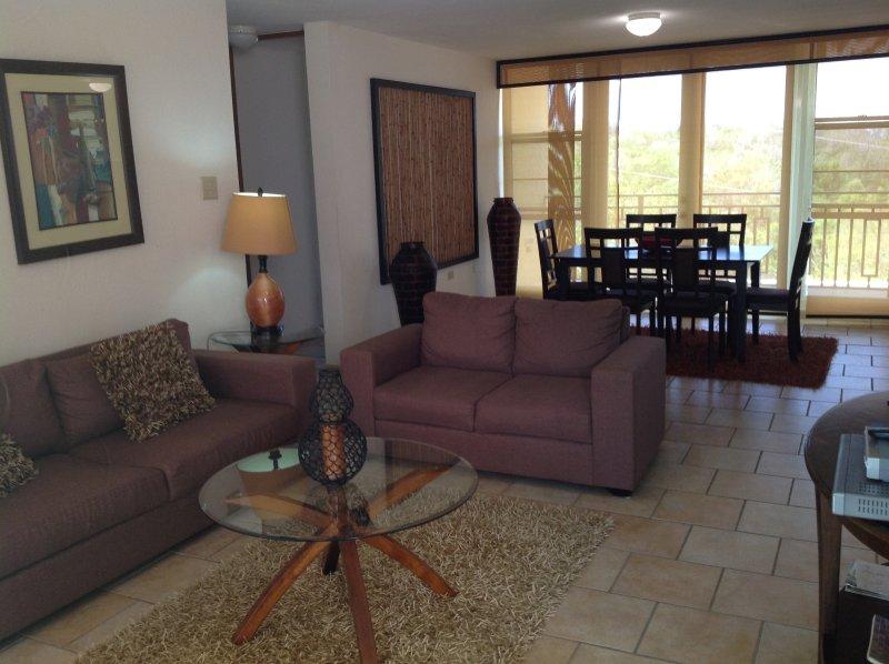 Cayo del Sol private & cozy 3 air-conditioned bedroom beach apartment near Buye, vacation rental in Cabo Rojo