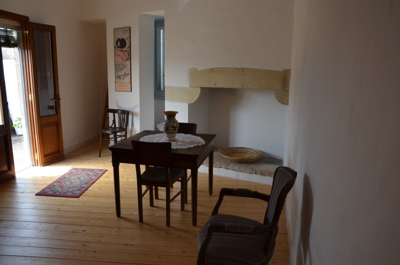 Historic house located in Martano, territorial reality in the heart of Salento, a few km from the sea