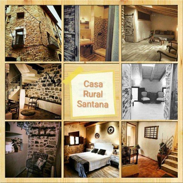 La Casa Rural Santana