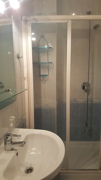 COMMON BATHROOM WITH SHOWER