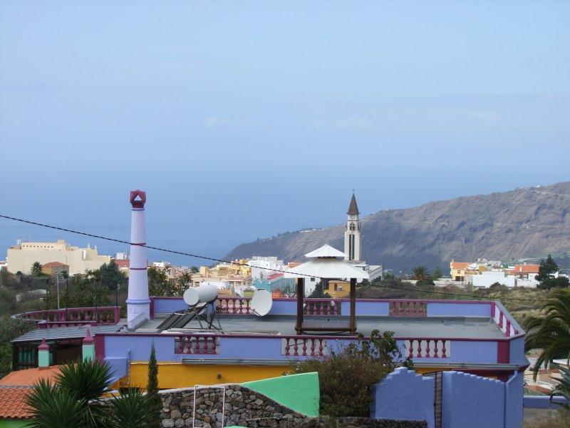 View of El Paso e do mar