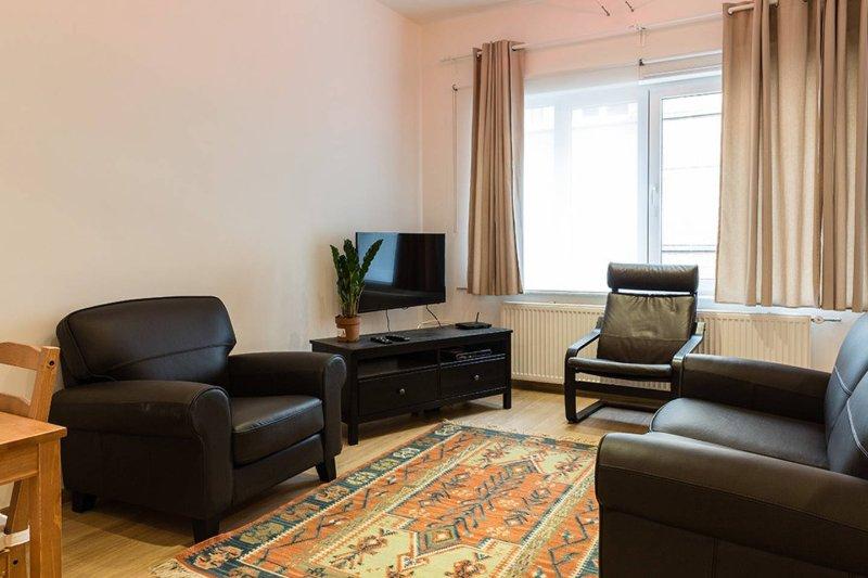 Nyumbani Apartment - Montagne, holiday rental in Saint-Jans-Molenbeek