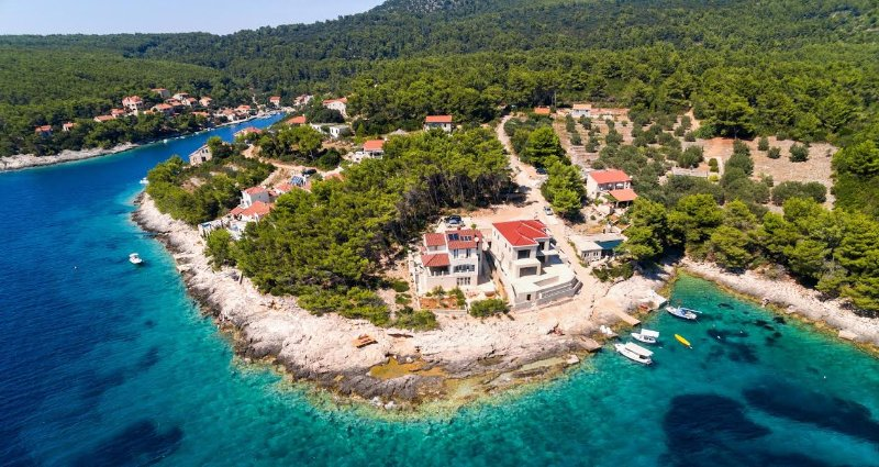 Villa Navis, vacation rental in Vela Luka