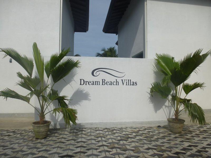 Welkom bij Dream Beach Villas