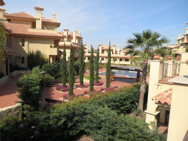 Lujoso Apartamento en Isla del Fraile, vacation rental in Aguilas