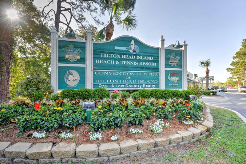 Find your Hilton Head home-away-from-home.