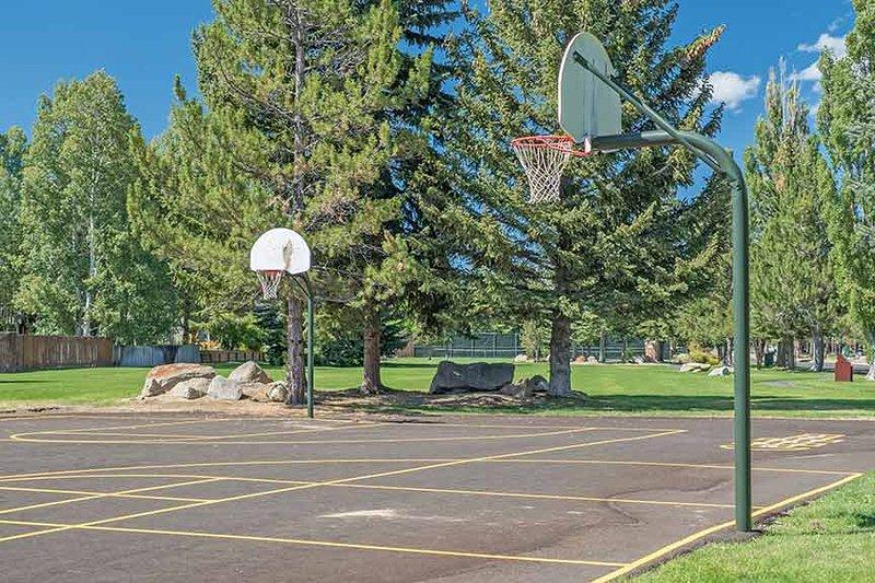 HOA Basketball Court