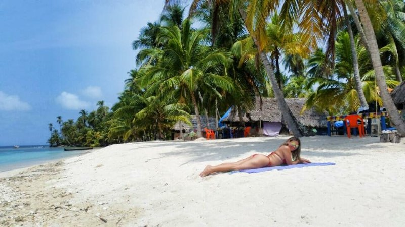 "San Blas Islands Big Orange Island ""Narasgandub Dummad' Guna Yala, holiday rental in Guna Yala Region"