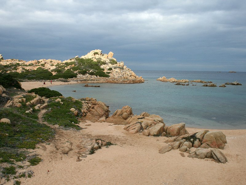 Villa Iole beach