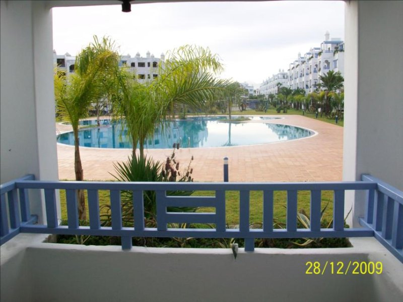 appartement à Sania plage, holiday rental in Tetouan