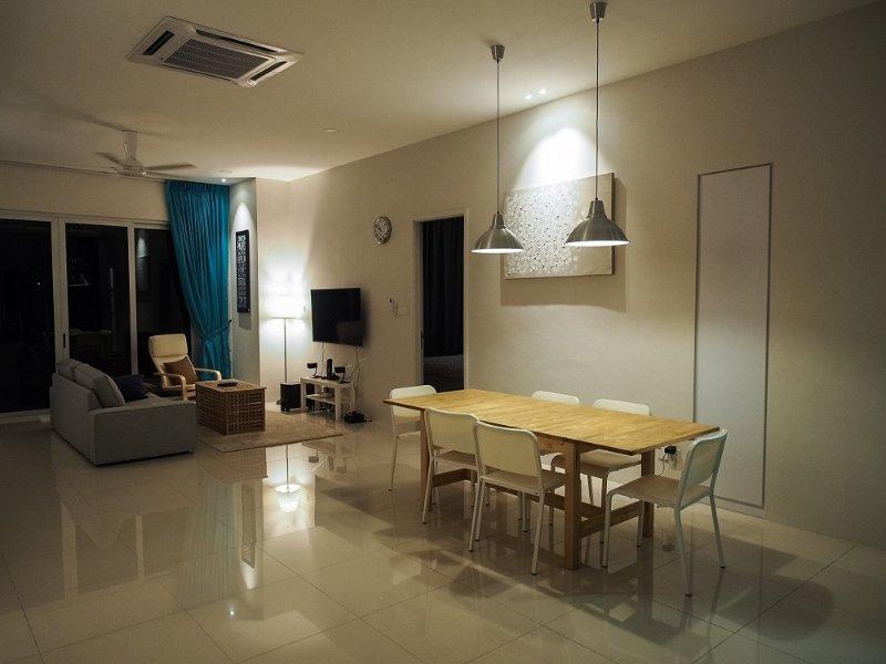 The Q loft, holiday rental in Kota Samarahan