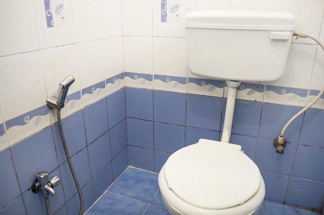 Representative washroom 1