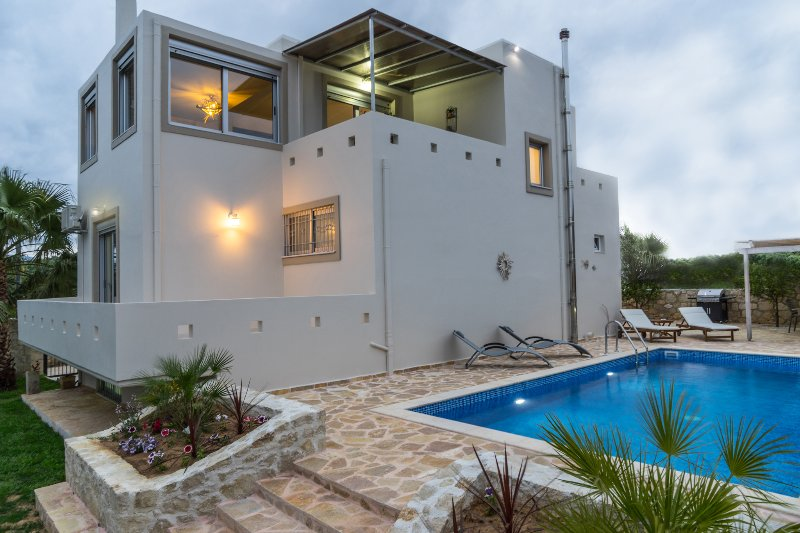 Villa Diktina Private Pool, vakantiewoning in Kolymbari