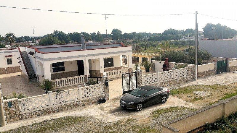 Maison de vacances italie les pouilles, holiday rental in San Pietro in Bevagna