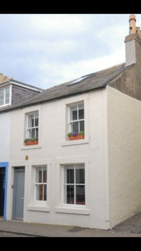 Lower Largo Cottage 'where memories are made'