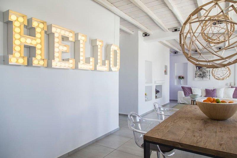Luxury Villa Hermes, casa vacanza a Tourlos